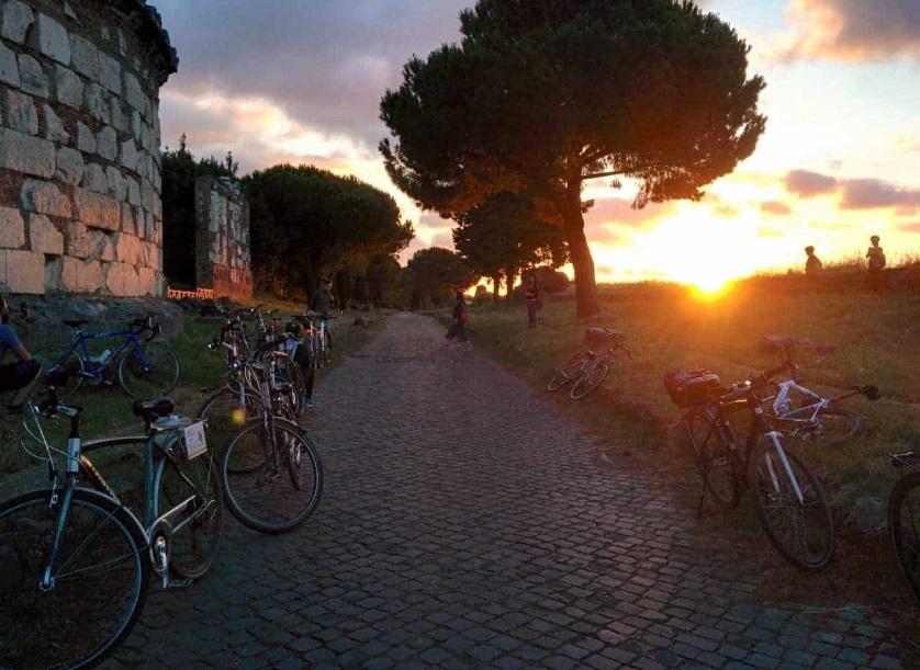 Noleggio bici e percorsi